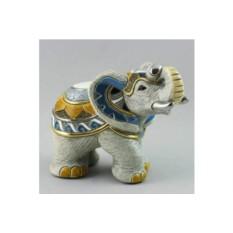 Керамическая статуэтка Индийский слон