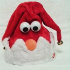 Поющая шапка Деда Мороза