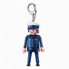 Брелок Playmobil Полицейский