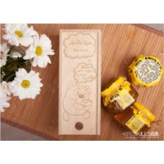 Мини-набор мёда День рождения