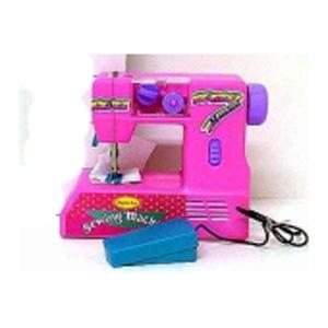 Швейная машинка с музыкой