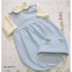 Комплект на выписку для новорожденного «Топтыжка»