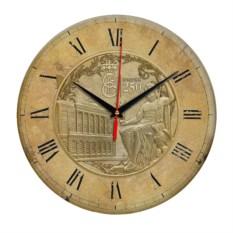 Античные круглые часы Санкт-Петербург. Эрмитаж
