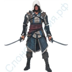 Фигурка Assassin's Creed Edward Kenway