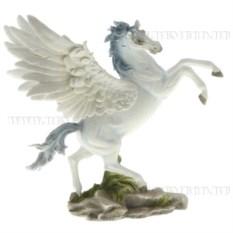 Декоративная фигурка Пегас (цвет — белый)