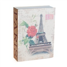 Сейф - книга с ключом «Эйфелева башня»