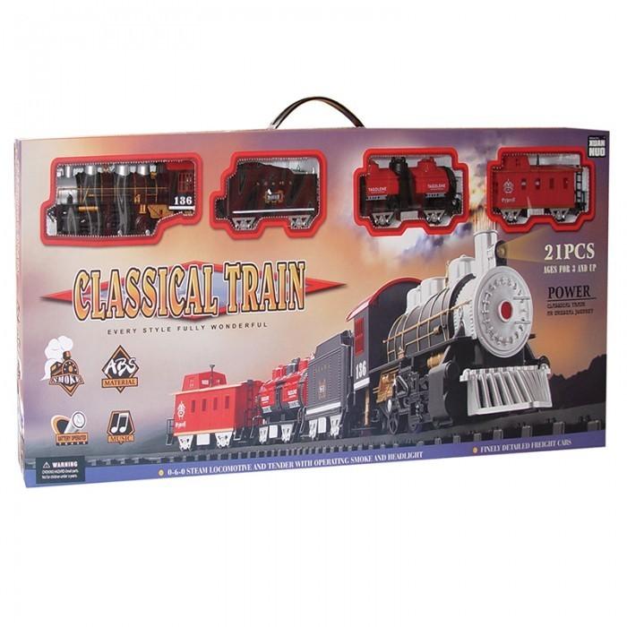 Детская железная дорога Huan Nuo 3501-3A