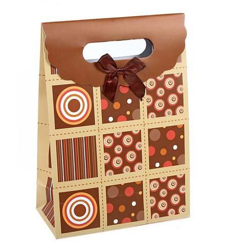 Пакет-коробочка «Каппучино»