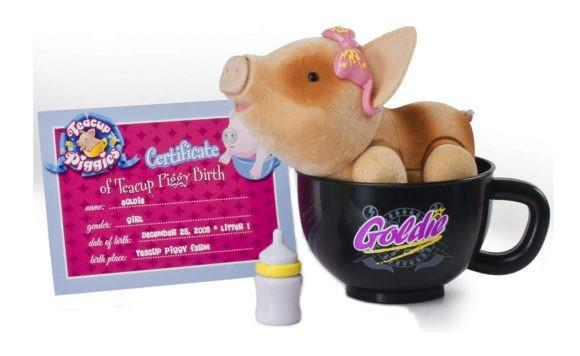 Игровой набор Пигис-Милашки в чайных чашках