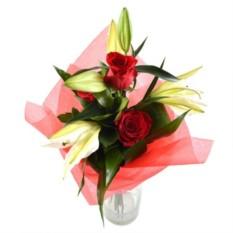 Букет цветов Мини
