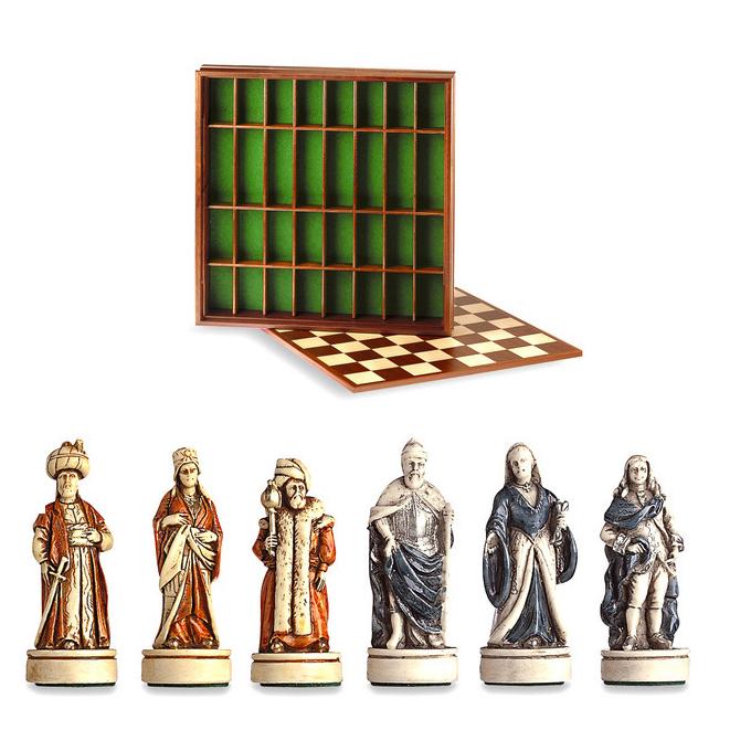 Шахматы «Битва при Лепанто»