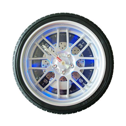 Часы колесо диск с шиной 04.01.002