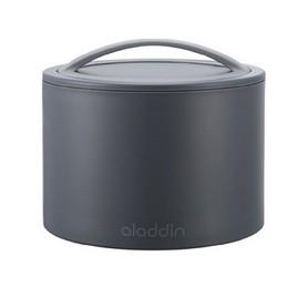 Серый контейнер для ланча Aladdin Lunch Box 0,6 л