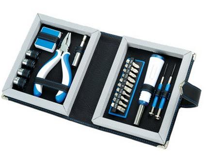 Набор инструментов в футляре в виде книги (20 предметов)