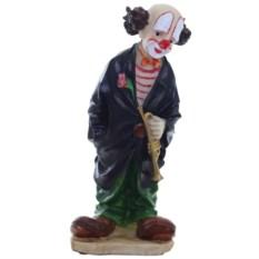Декоративная фигурка Клоун в зеленых штанах