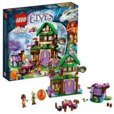 Конструктор Отель Звёздный свет Lego Elves
