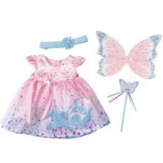 Одежда для куклы Zapf Creation Baby born Платье феи
