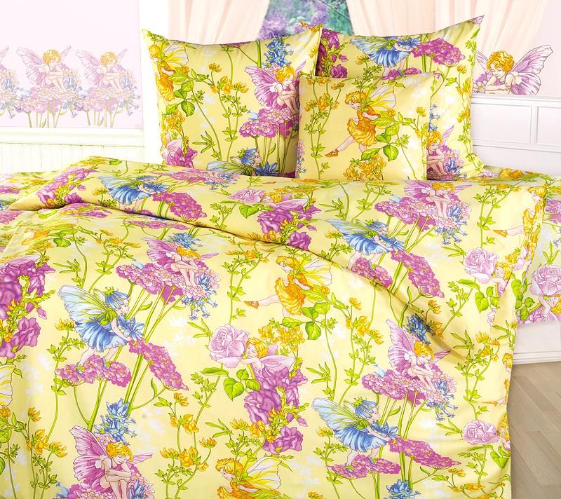 Комплект постельного белья Эльфы (1,5 спальный)