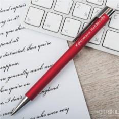 Ручка Красный атлас