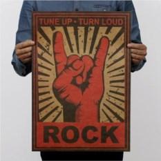 Плакат Rock