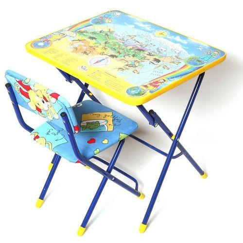 Набор детской мебели Познаем мир