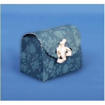 Упаковка Аior blu scrigno