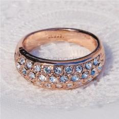 Кольцо «Снегопад»