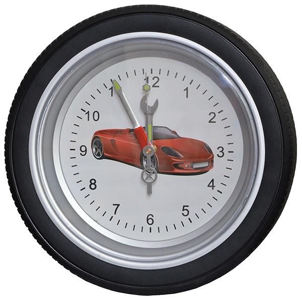 Часы колесо Феррари
