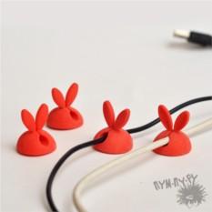 Органайзер для проводов Уши зайца