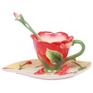 Чайная пара «Петуния»
