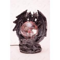Электрический плазменный шар Дракон 2