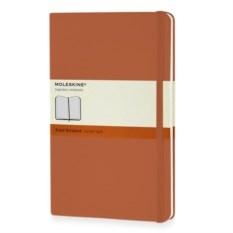 Записная книжка Classic Large (формат A5, блок в линейку)