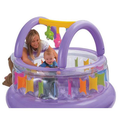 Надувной «МАНЕЖ» для малышей, 138х110 см