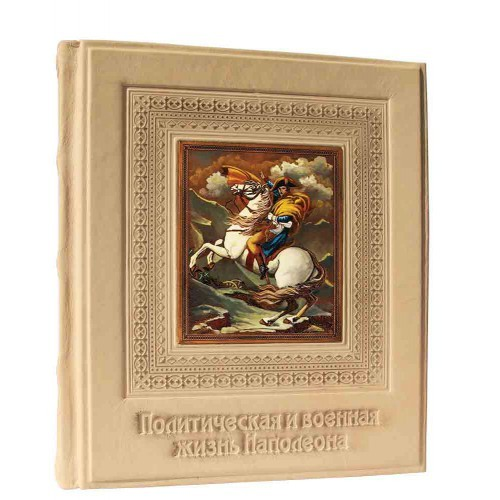 Подарочная книга Наполеон. Политическая и военная жизнь