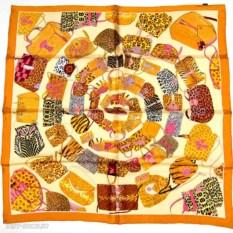 Шелковый платок Сумочки