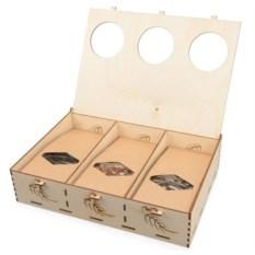 Подарочный набор с ассорти чая Camellia
