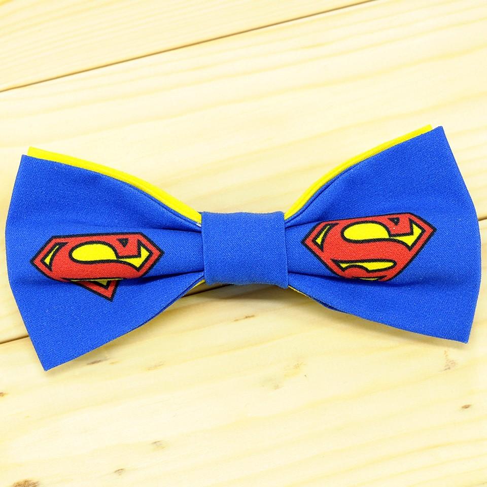 Галстук-бабочка #566 Супермен