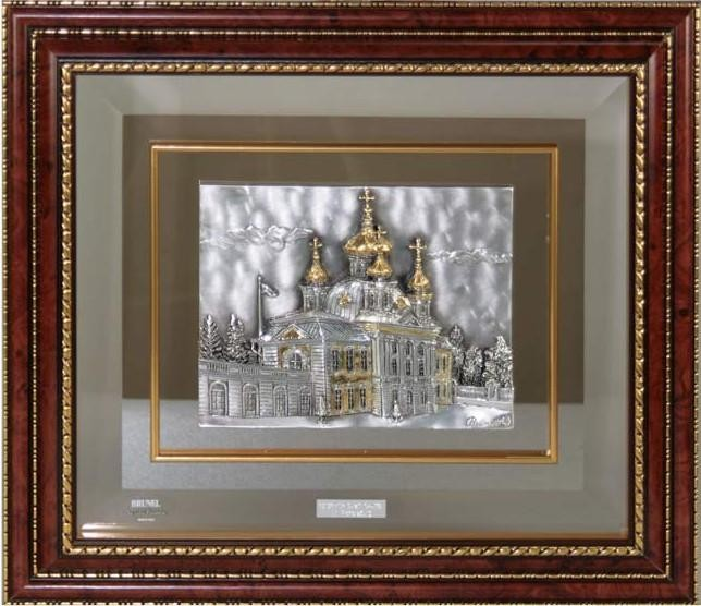 Картина Петергофская восточная часовня