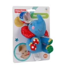 Мягкая игрушка-погремушка Слоник