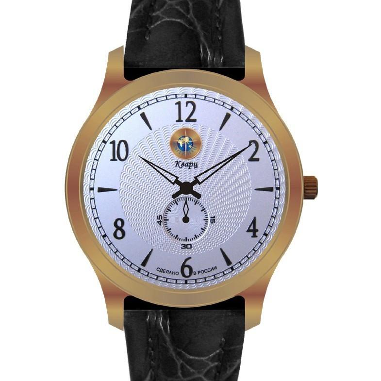 Золотые часы «Галант 102.7.1064»