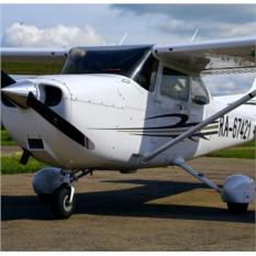 Полет на одномоторном Cessna 172 Skyhawk (60 мин.)