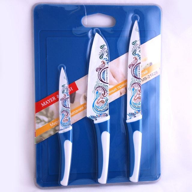 Набор ножей и доска Mayer & Boch