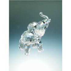 Хрустальная статуэтка Слон