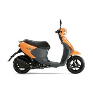Скутер Suzuki Let's 4 new