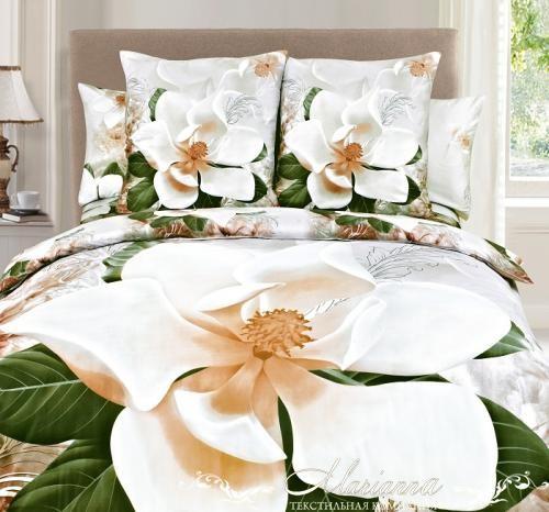 Комплект постельного белья Роскошь 3D (сатин)