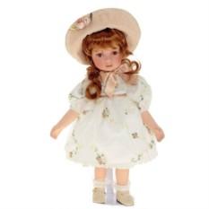 Фарфоровая кукла Олечка