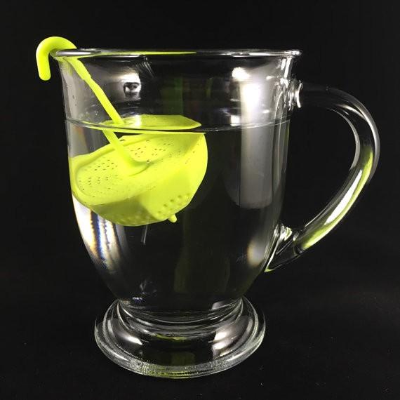 Ситечко для чая Зеленый зонтик