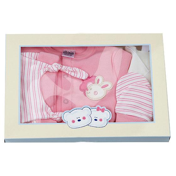 Подарочный комплект для новорожденного (5 предметов)