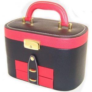 Шкатулки в наборе Красное на черном Эврика