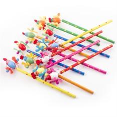Набор карандашей на пружинке №6